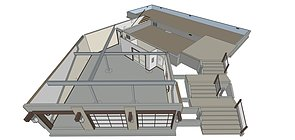 Floorplan - 2nd Floor - Breckenridge Home Design