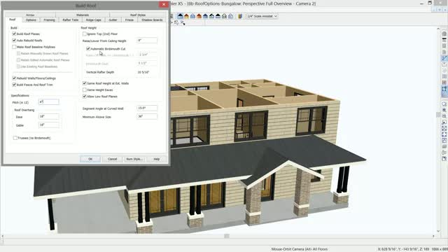 Chief Architect Quick Tip - Roof Design on