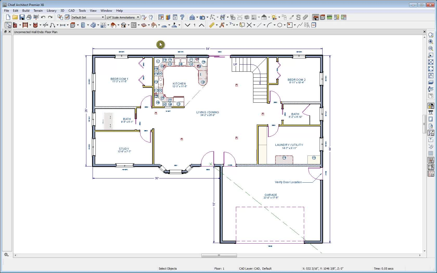 100 Chief Architect Floor Plans Chief Architect