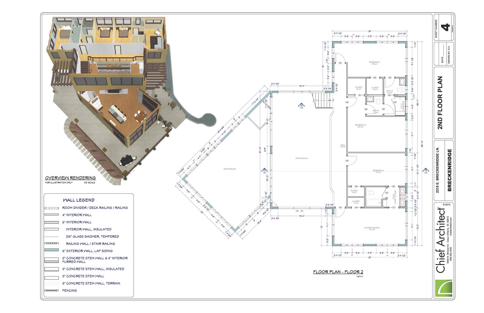 Breckenridge Home Design