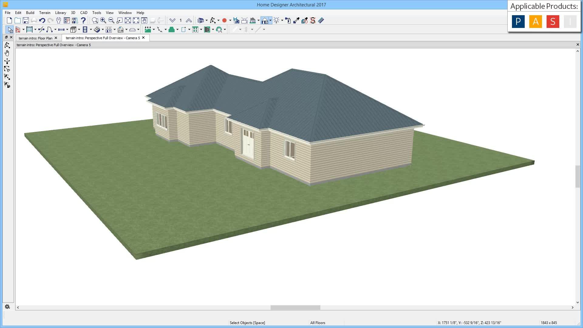 Home Designer Suite Terrain