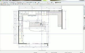 how to change the elevation view display in chief architect