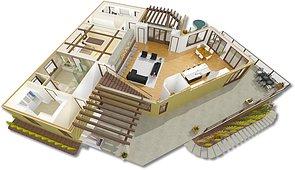 Exterior Elevations & Details – Breckenridge Home Design