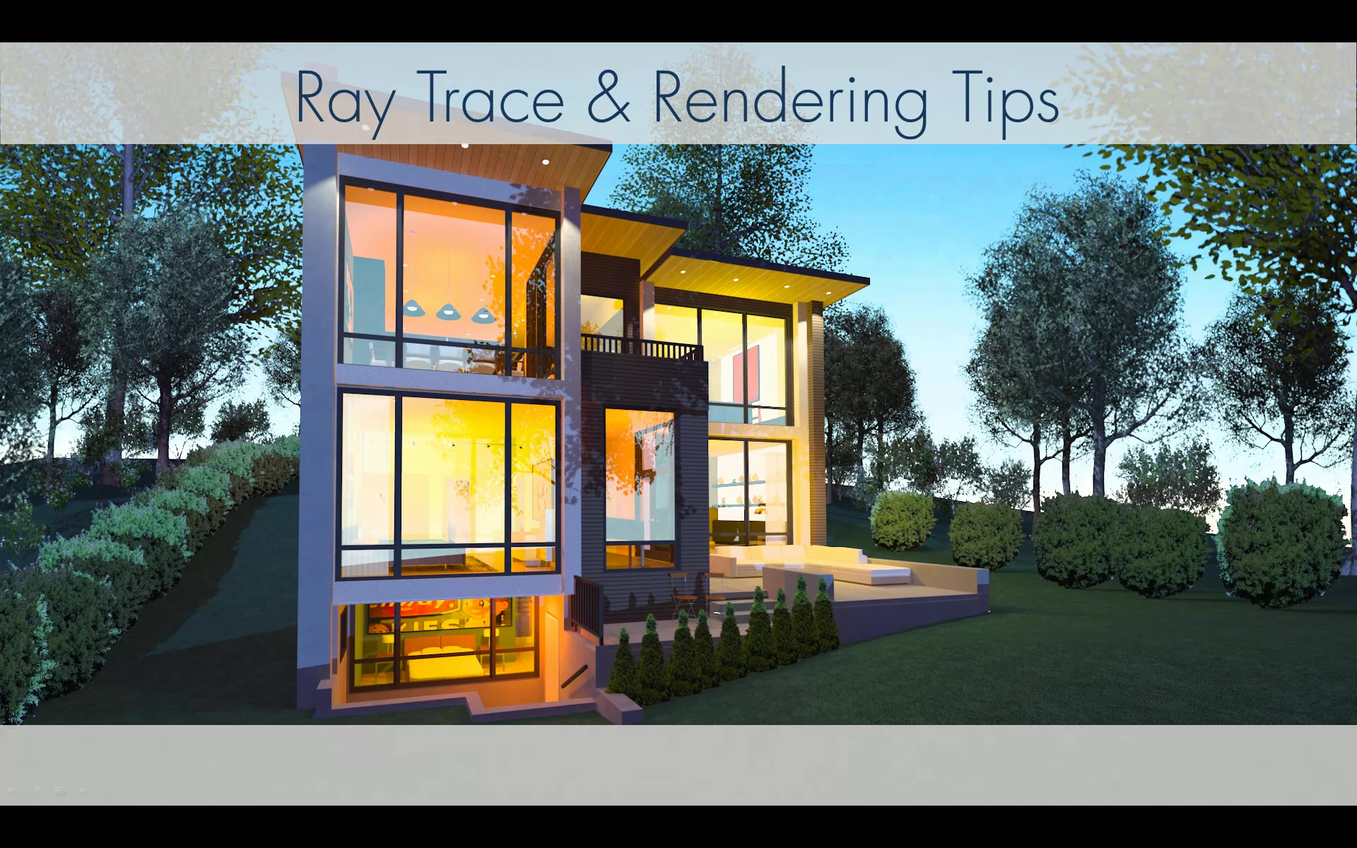 Ray Trace & Rendering - Introduction