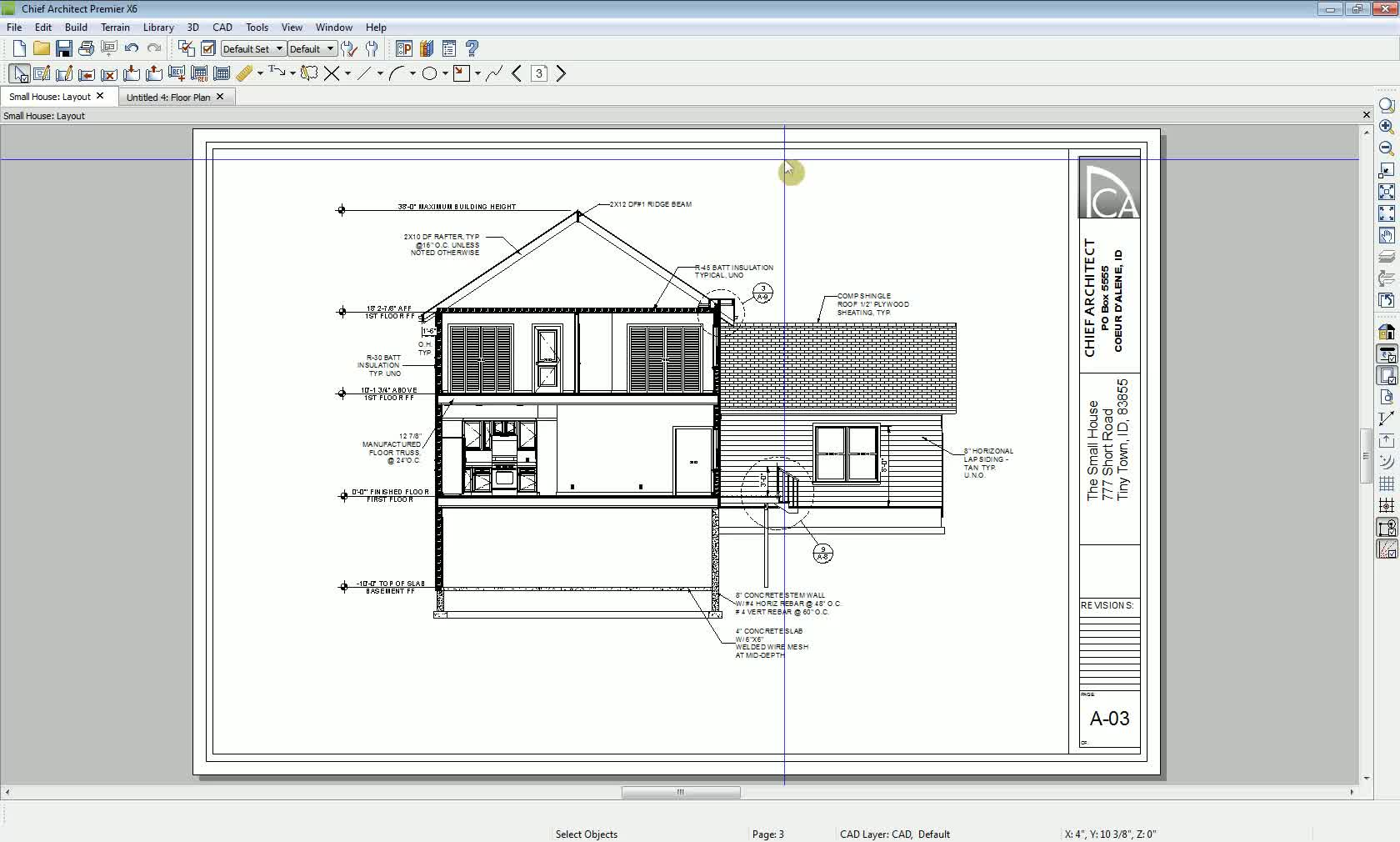 100 Builder Designs Chief Architect Home Design Software