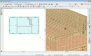 how to draw a drop down ceiling in chief architect