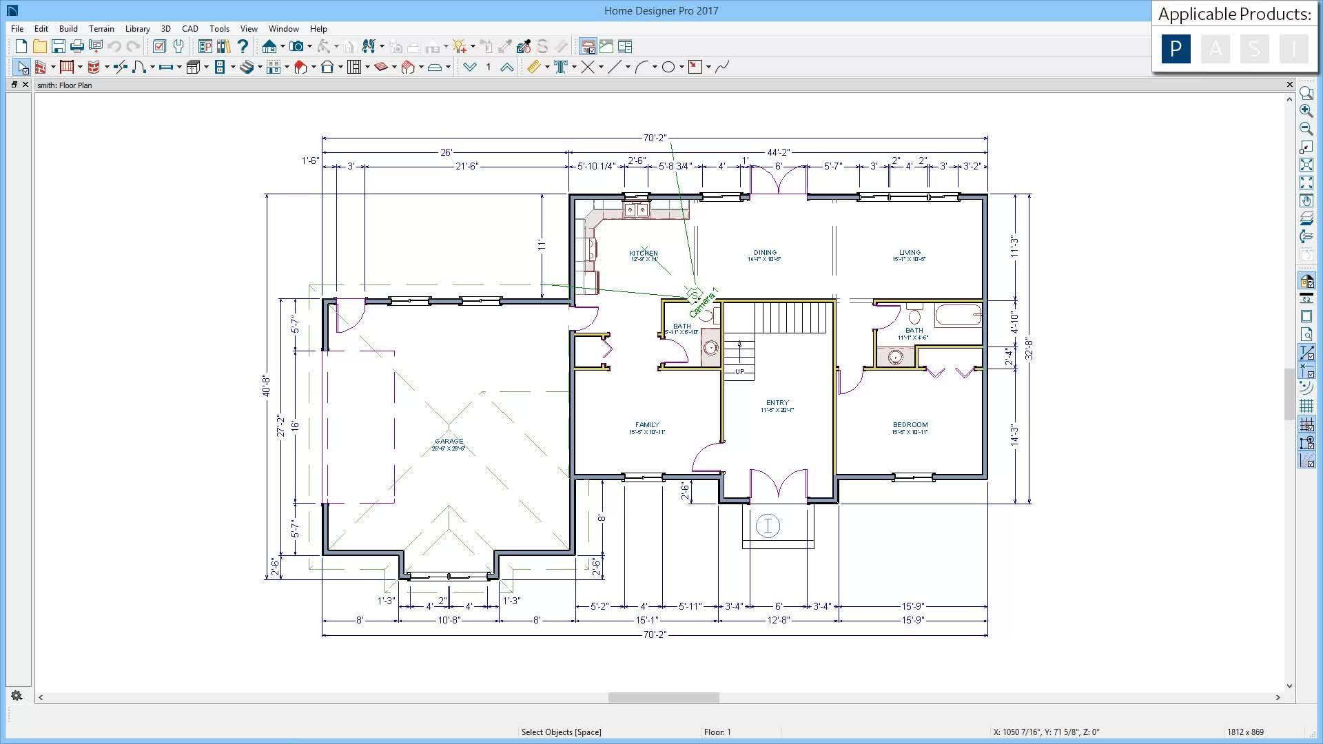 Printing in Home Designer Pro