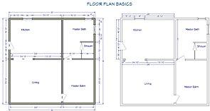 Floor plan basics 2755 floor plan basics publicscrutiny Images